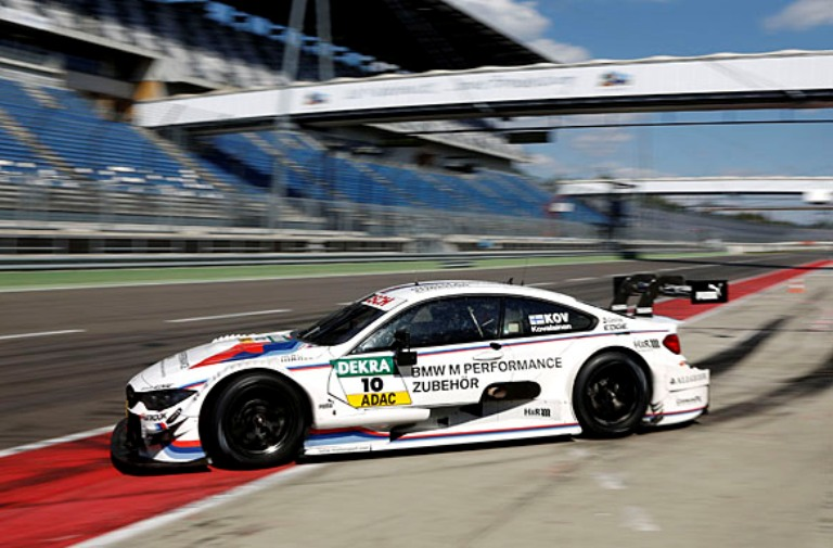 DTM – Test BMW per Kovalainen