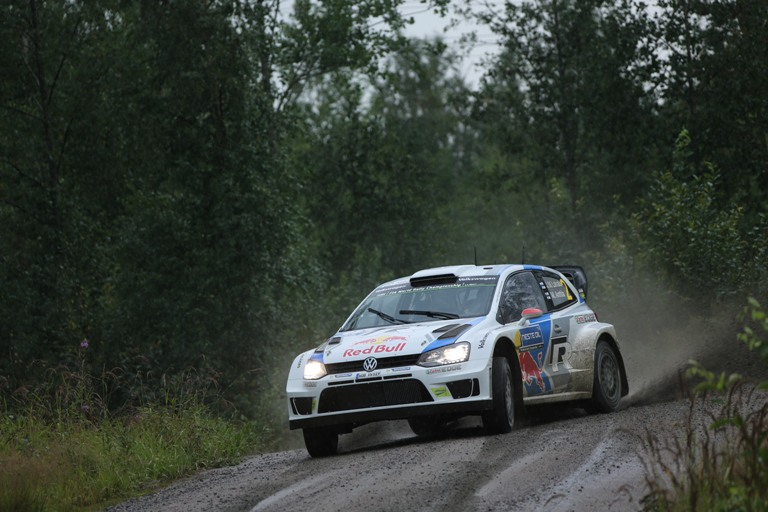 WRC – Latvala comanda su Meeke in Finlandia