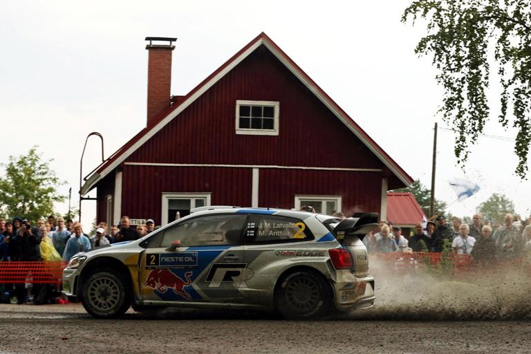 WRC – Latvala allunga sulla concorrenza