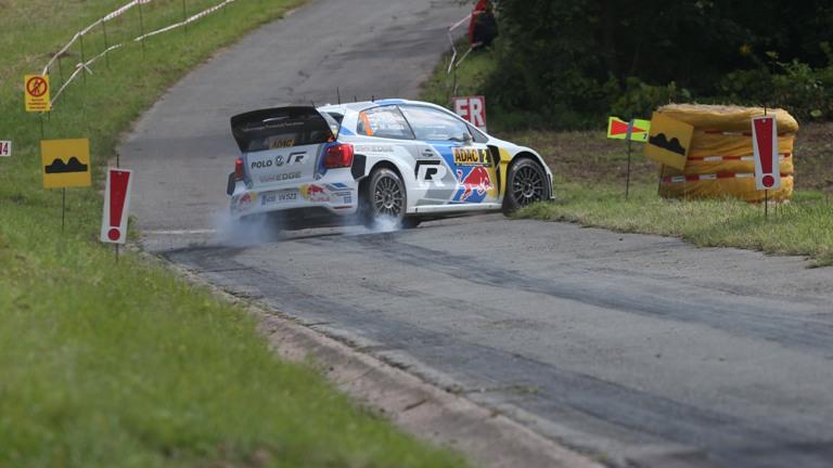 WRC – Latvala leader a Trier