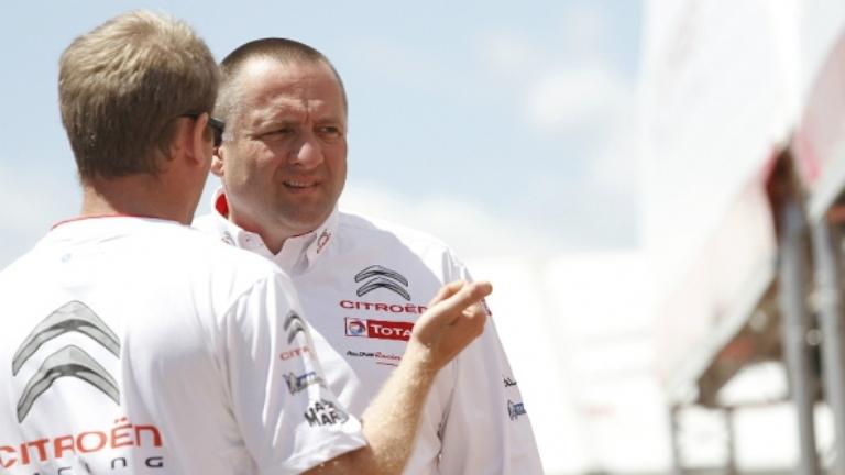 """WRC – Matton: """"L'errore di Meeke in Germania non cambia nulla"""""""