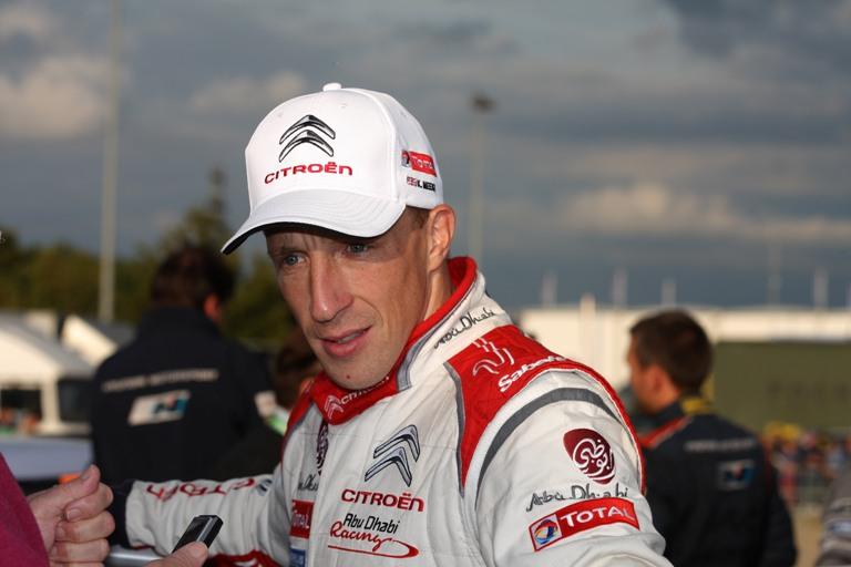 "WRC – Meeke: ""Per poco non facevo un incidente stradale"""