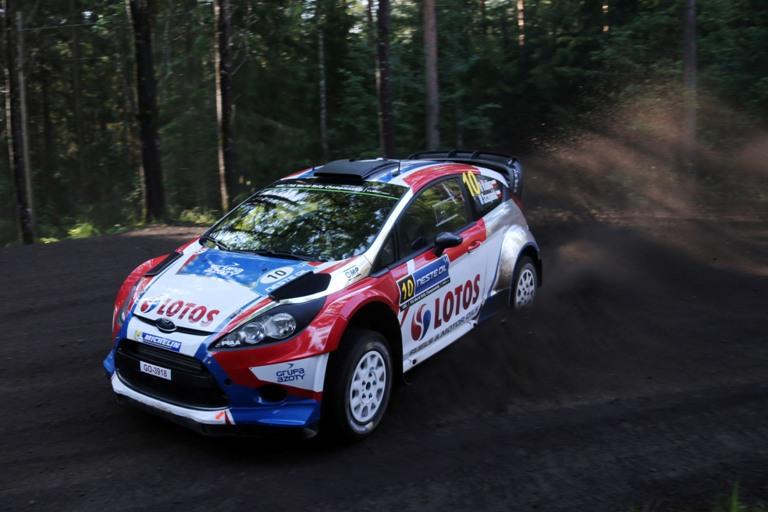 """WRC – Kubica: """"Peccato per l'errore ma ho guidato bene"""""""