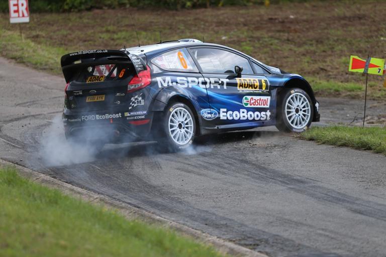 """WRC – Evans, """"Grande weekend per me ed M-Sport"""""""