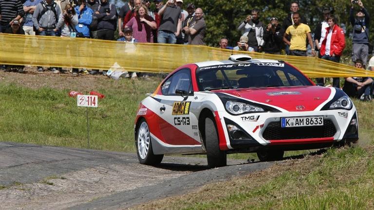 WRC – Toyota soddisfatta dopo la prima uscita