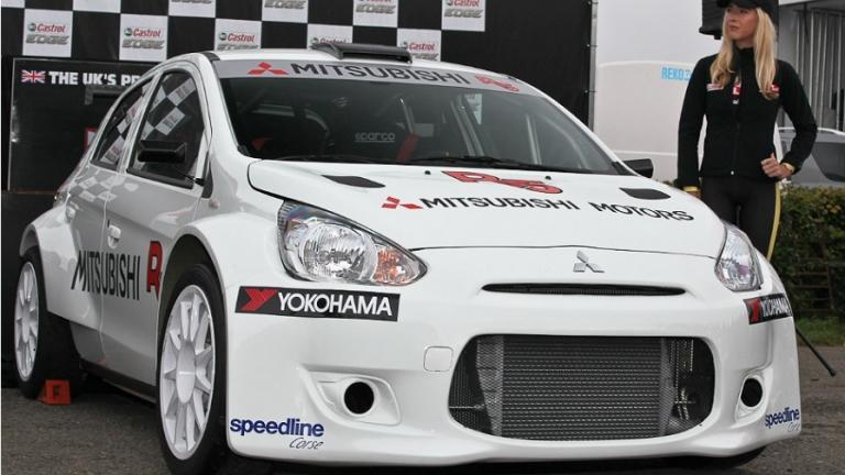 WRC – Svelata la nuova Mitsubishi R5