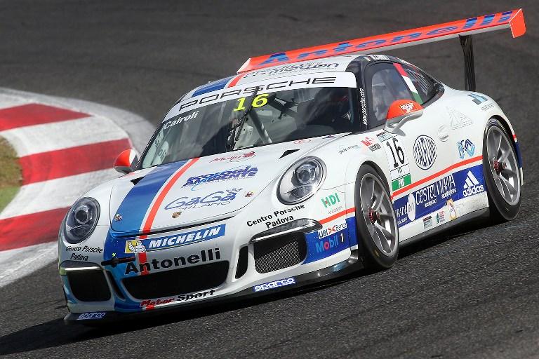 Carrera Cup Italia – Cairoli vince anche a Vallelunga