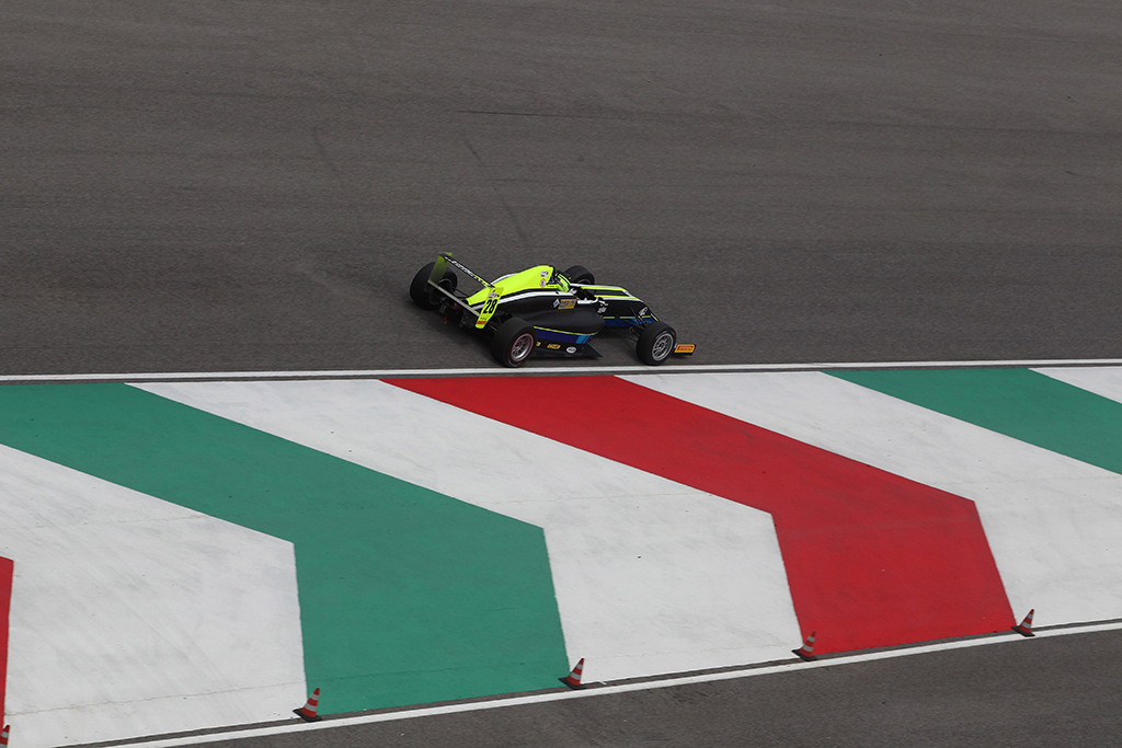 """F.4 – Joao Vieira """"A Monza pensando in grande"""""""