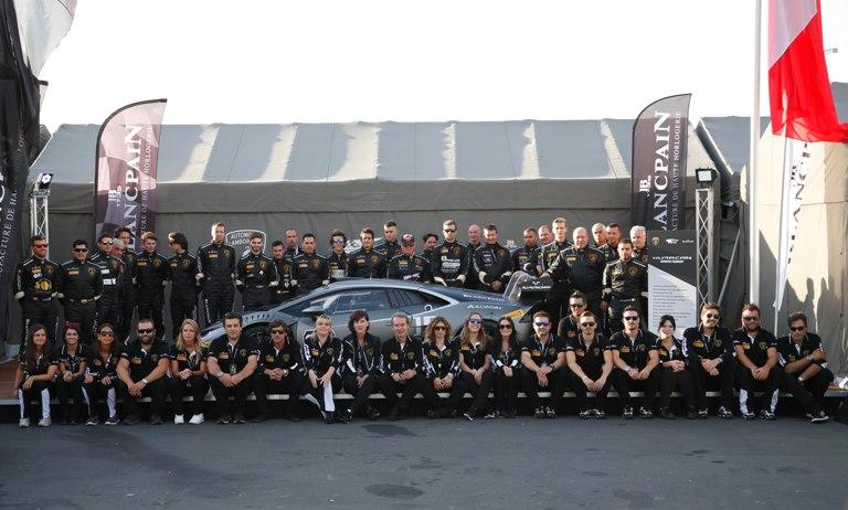 Lamborghini rende noto il calendario 2015 del Blancpain Super Trofeo Europa