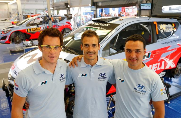 WRC – Hyundai con tre i20 anche in Francia e Spagna