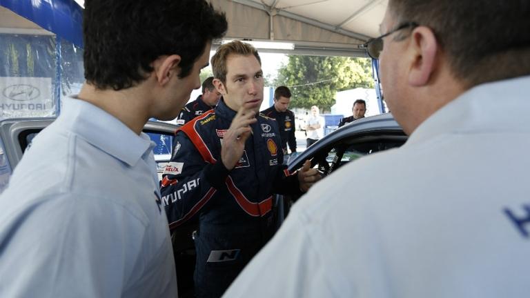 """WRC – Atkinson: """"Per l'Australia voglio la top ten"""""""