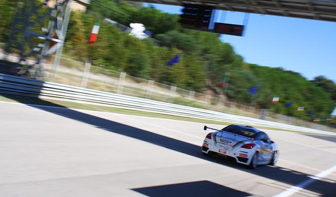 CITE 2014 – Pergusa, Gara 1: Montalbano-Brigliadori si aggiudicano il primo podio