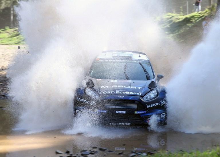 "WRC – Hirvonen: ""Avrei voluto il podio"""