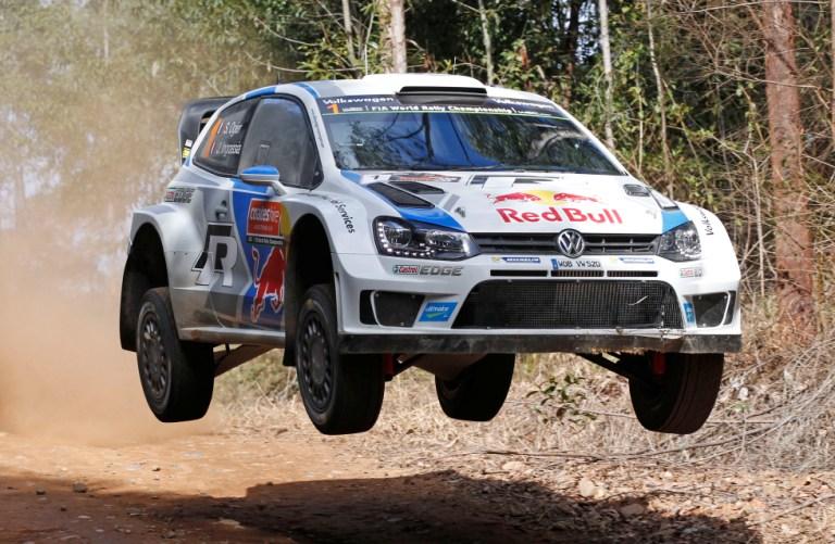 WRC – Ogier scatenato in Australia