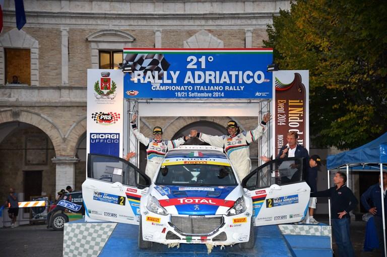 CIR – Peugeot campionessa per l'ottava volta