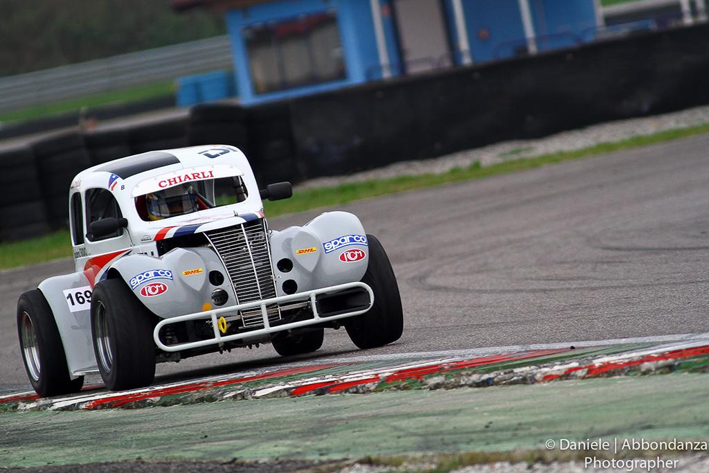 Alessandra Brena si impone anche con la Legend Car