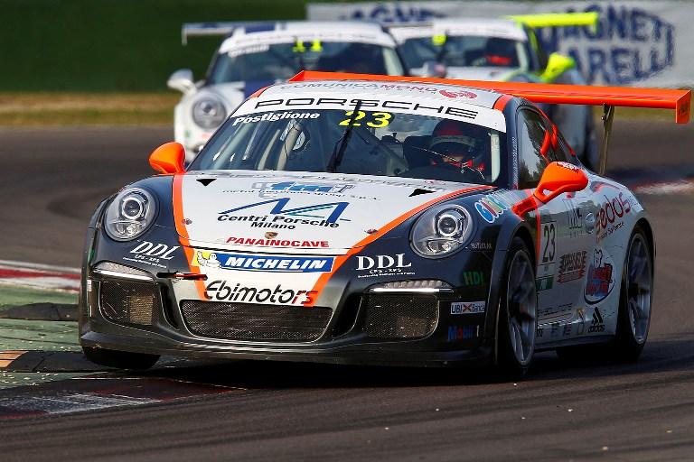 Carrera Cup Italia – A Imola Postiglione vince Gara 2