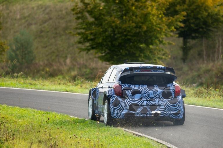 WRC – Primo shakedown per la nuova i20