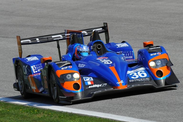 La Signatech-Alpine verso l'ultima tappa della European Le Mans Series