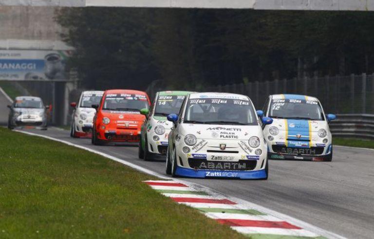 Il Trofeo Abarth si prepara alla finale di Monza