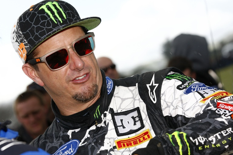 WRC – Block a Salou con gomme Pirelli