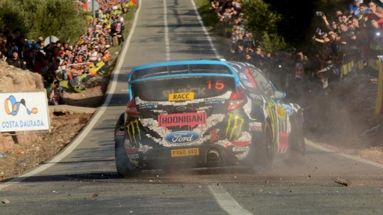 """WRC – Block: """"Spero di poter disputare più rally nel 2015"""""""