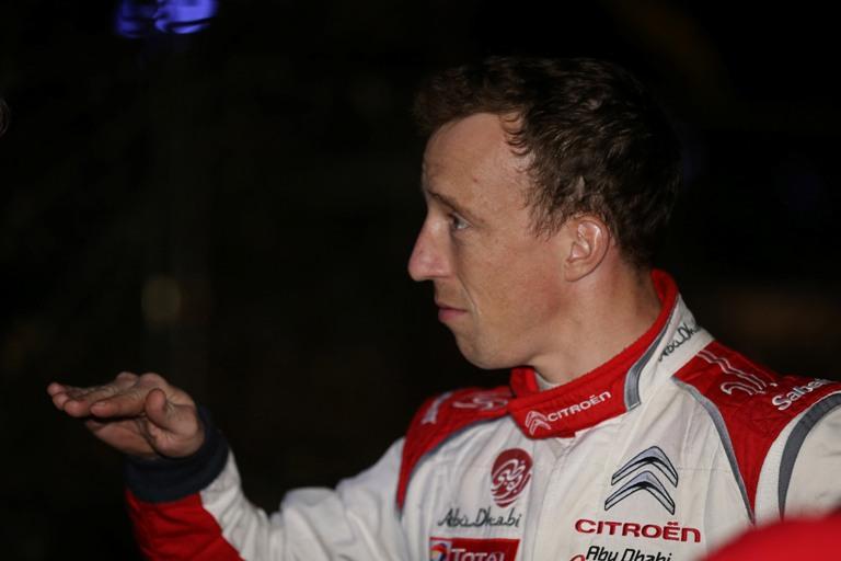 """WRC – Meeke: """"La costanza mi ha regalato il podio"""""""