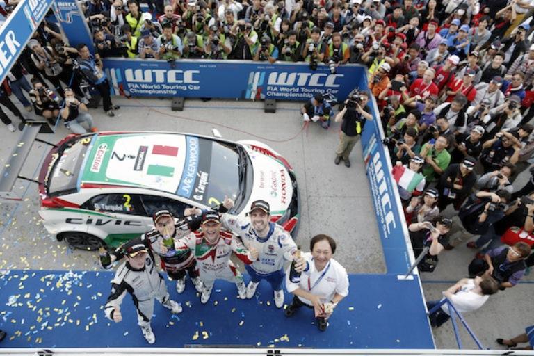 """WTCC – Tarquini: """"Felice per il successo in Gara 2"""""""