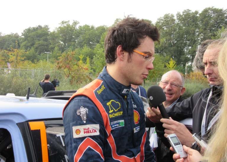 """WRC – Neuville: """"Bene anche se avrei voluto fare meglio"""""""