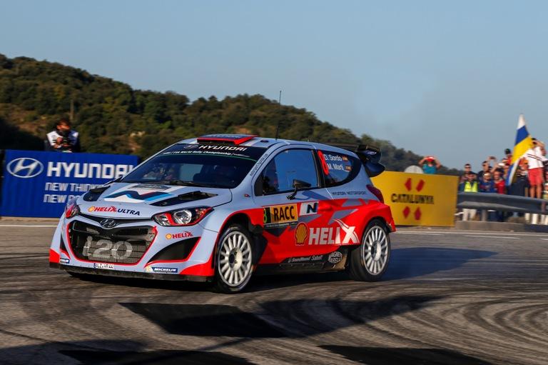 """WRC – Sordo: """"Nel complesso una buona prestazione"""""""
