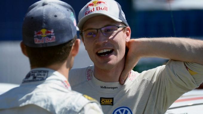 WRC –  Latvala si impone nello shakedown in Francia