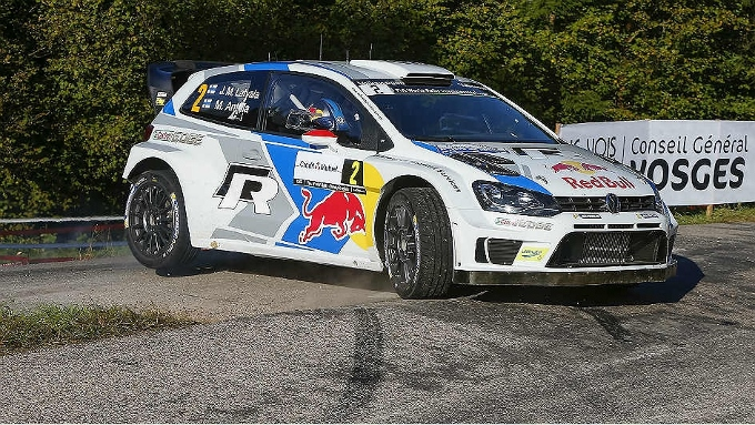 WRC – In Alsazia Latvala aumenta il vantaggio