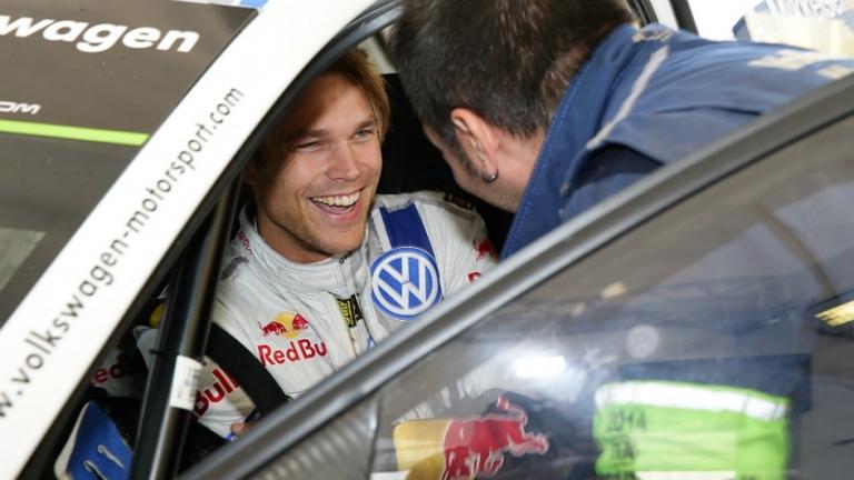 WRC – Mikkelsen primo nella speciale di Barcellona