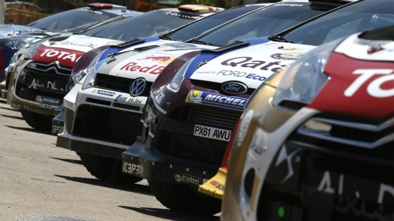 WRC – Nessun cambiamento nel 2015