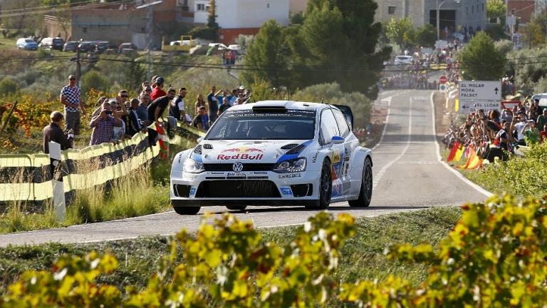 WRC – Ogier verso la vittoria