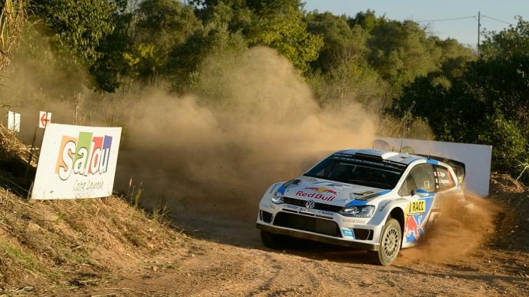WRC – Ogier si prende la lead in Spagna
