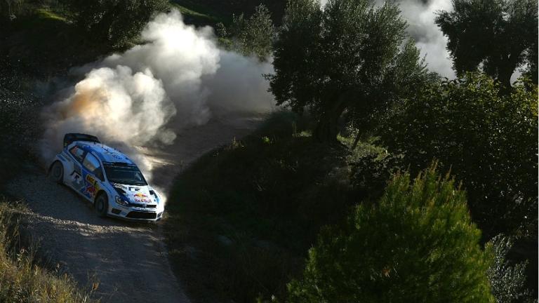 WRC – Ogier prende il largo in Spagna
