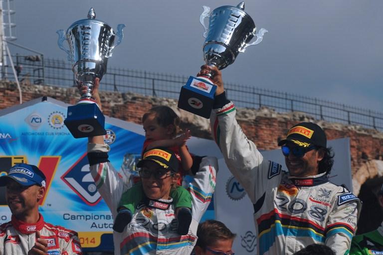CIR – Andreucci-Andreussi campioni per l'ottava volta