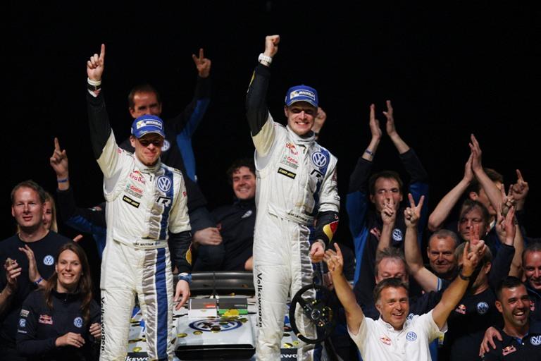 """WRC – Latvala: """"La vittoria in Francia frutto di un grande lavoro"""""""
