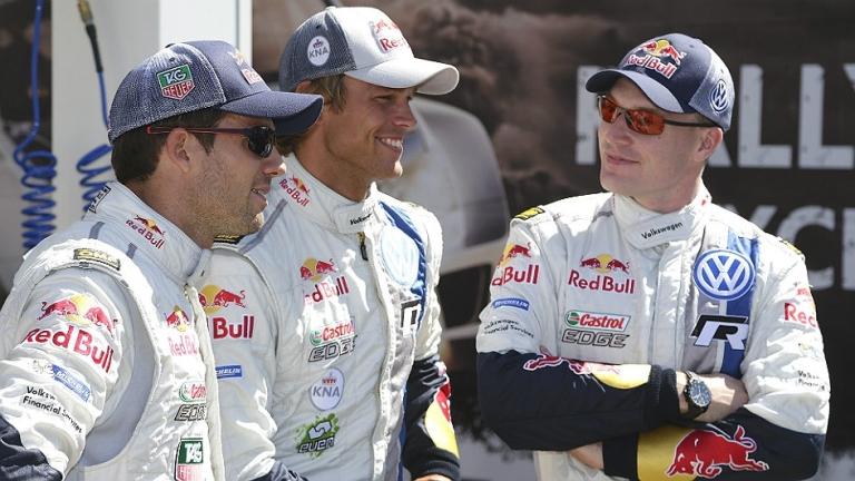 WRC – La Volkswagen conferma il suo trio vincente