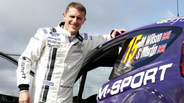 WRC – Wilson parteciperà al Rally del Galles