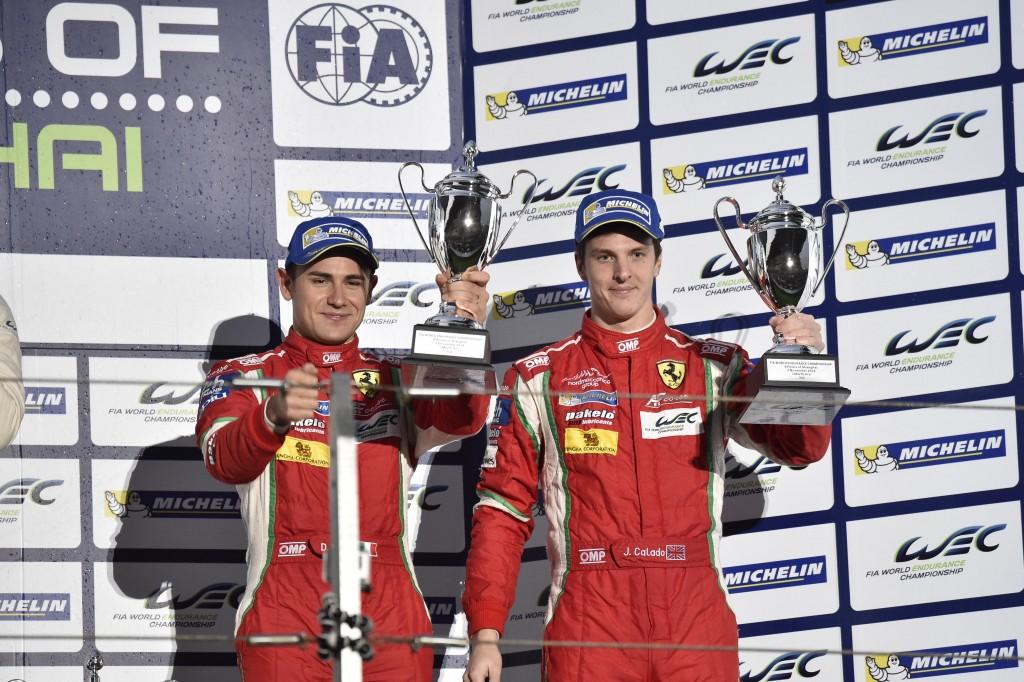 FIA WEC – Davide Rigon sul podio anche nella 6 Ore di Shanghai