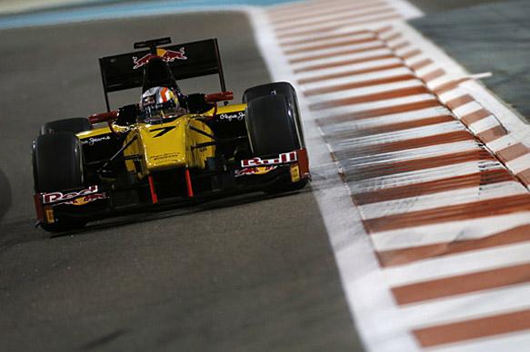 GP2 / Test Abu Dhabi – giorno 1: Miglior tempo per Pierre Gasly