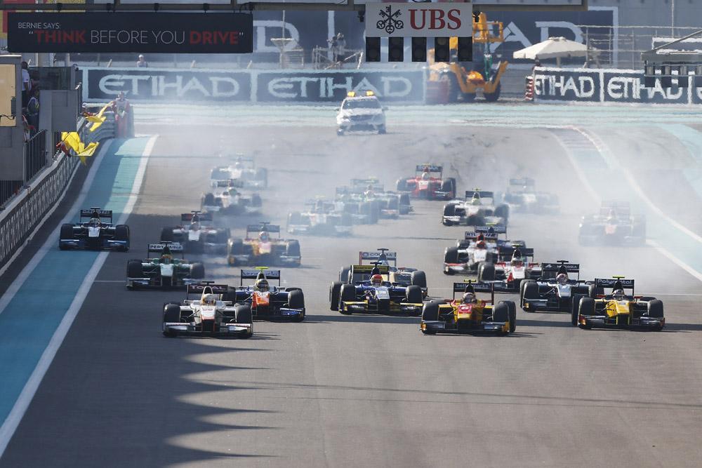 GP2 – Abu Dhabi: Vittoria per Vandoorne e Coletti