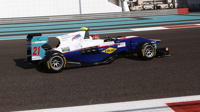 GP3 / Test Abu Dhabi – giorno 1: Kevin Ceccon il più veloce