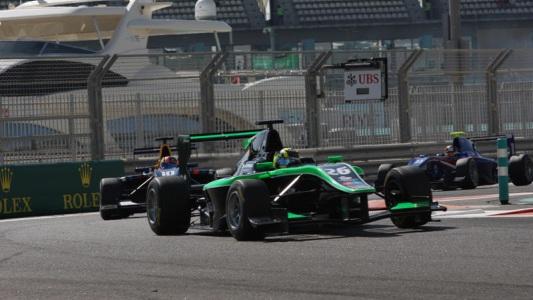 GP2 – Status GP farà il suo debutto nei test ad Abu Dhabi