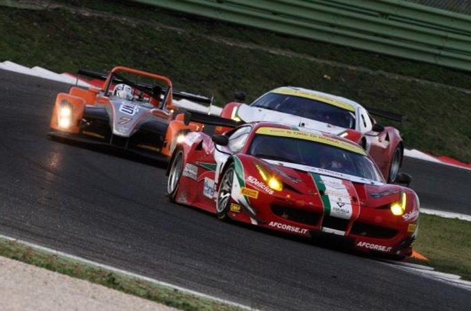 Sei Ore di Roma – Ferrari: vittoria per la Ferrari di Fisichella, Cioci e Perazzini