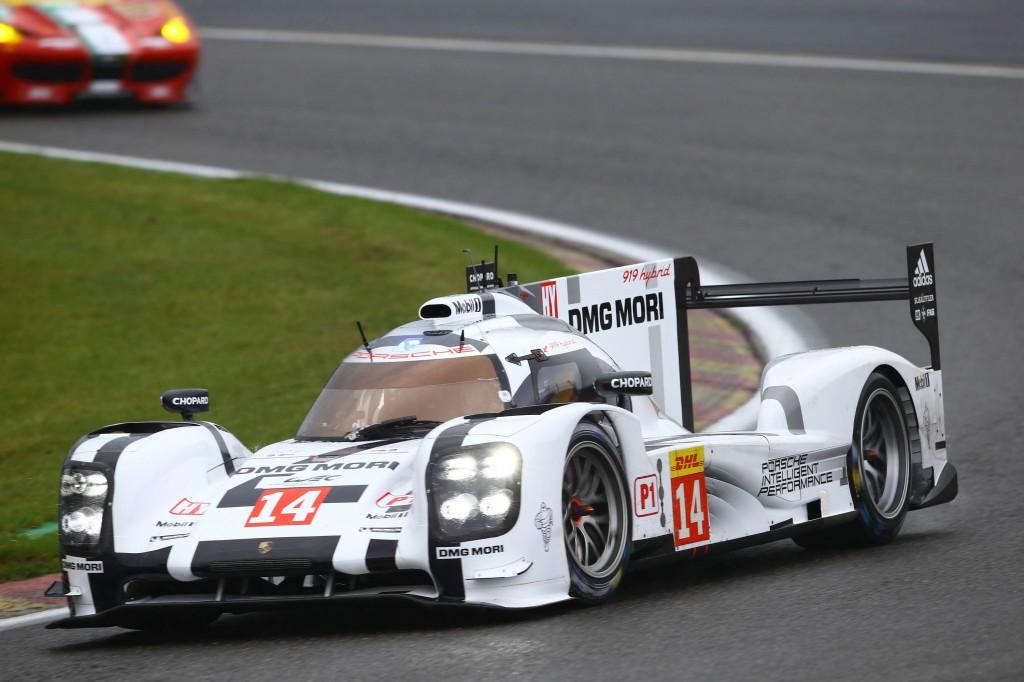 WEC – Porsche avrà tre vetture nella prossima 24 ore di Le Mans