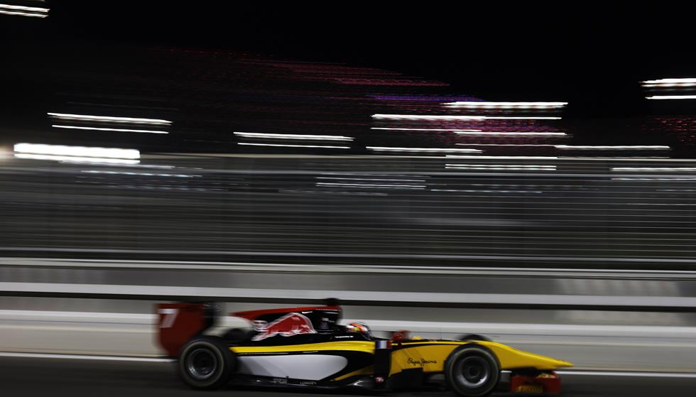 GP2 / Test Abu Dhabi – giorno 3: Gasly ancora il più veloce