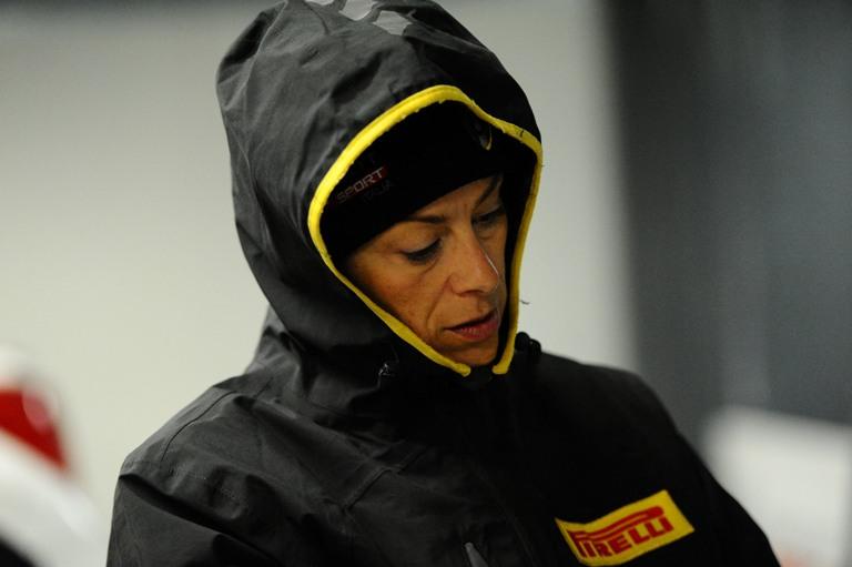 Rally Monza Show 2014, le voci dei protagonisti: Anna Andreussi